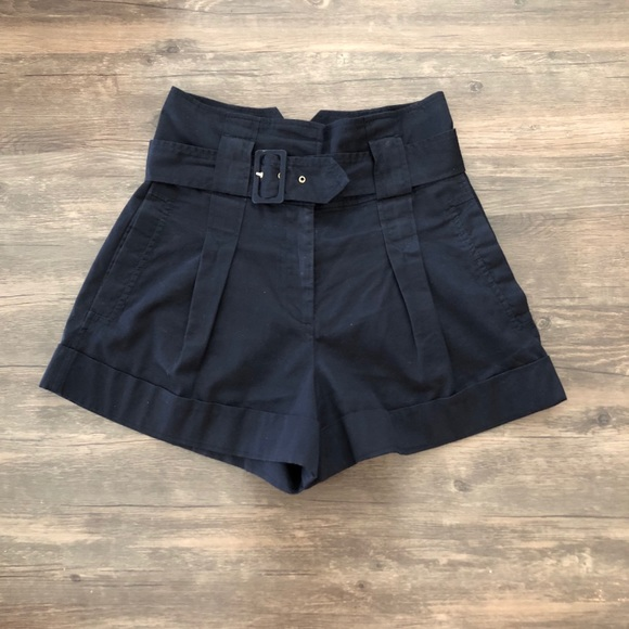 French Connection Pants - FLASH💥SALE French Connection belted shorts